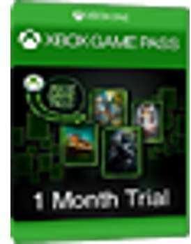 Xbox Game Pass - 1 mois (Trial)