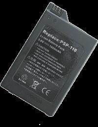 Batterie pour SONY PSP