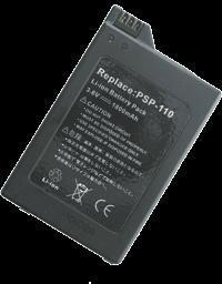 Batterie type SONY PSP-110