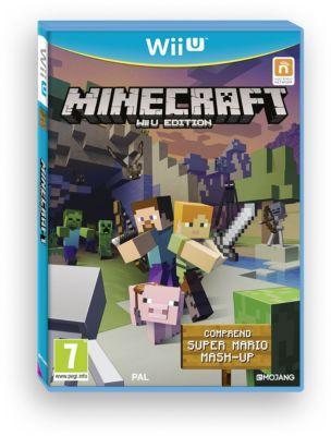 Jeu Wii U Nintendo Minecraft
