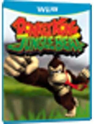 Donkey Kong Jungle Beat -