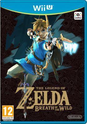 Jeu Wii U Nintendo The Legend