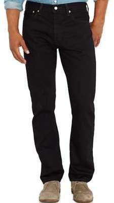 Jean 501 Original Noir Homme