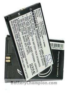 Batterie (500 mAh) adapté