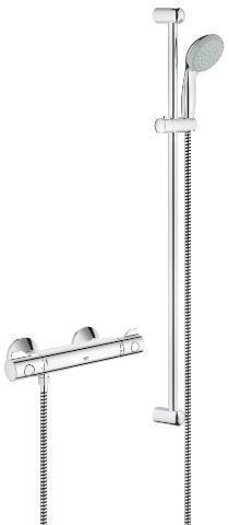Grohe Grohtherm 800 - Thermostat-Brausebatterie
