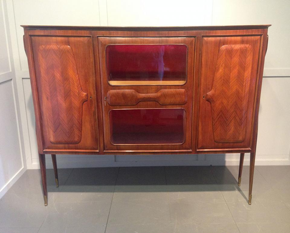 Recherche meuble verre du guide et comparateur d 39 achat for Meuble 1950