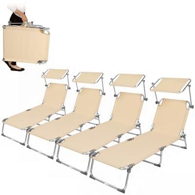 Lafuma c maxi transat chaise pliante colorblock batyline for Chaise longue pare soleil