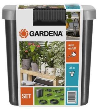 gardena kit darrosage automatique. Black Bedroom Furniture Sets. Home Design Ideas