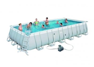 intex piscine ultra silver filtre sable. Black Bedroom Furniture Sets. Home Design Ideas