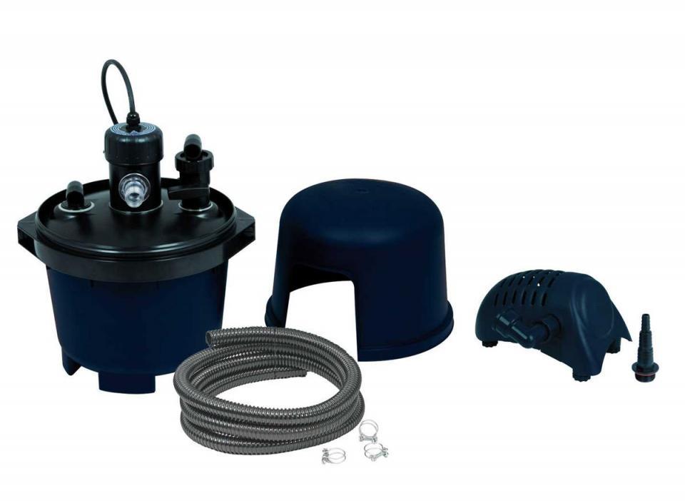 Pompe de bassin mini 3000 for Pompe de filtration pour bassin exterieur