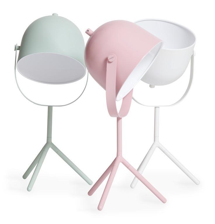 seletti softclamp lampe de bureau blanc. Black Bedroom Furniture Sets. Home Design Ideas