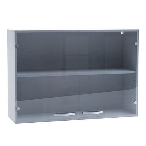 Recherche meuble verre du guide et comparateur d 39 achat for Meuble haut porte en verre