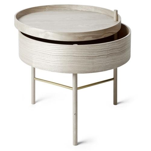 Table basse pivotante maison design - Table vitroceramique blanche ...