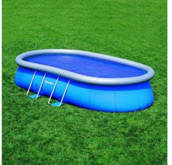 Best kit piscine autoportante ovale fast set 610 x 366 x 122 for Piscine 366 x 122