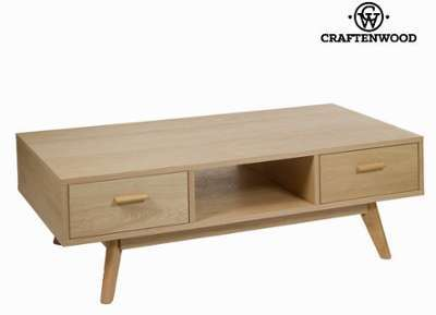 Inwood table basse modulable chne massif et mtal action - Table basse moderne divine collection ...
