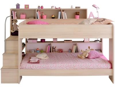 someo lit enfant superpos 90x200 timo. Black Bedroom Furniture Sets. Home Design Ideas