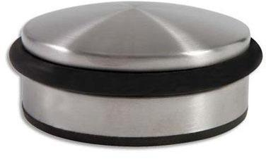 Butée de porte lestée en acier