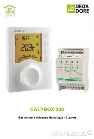 CALYBOX 230 - Gestionnaire