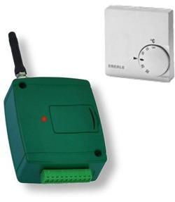 Alerte température par GSM