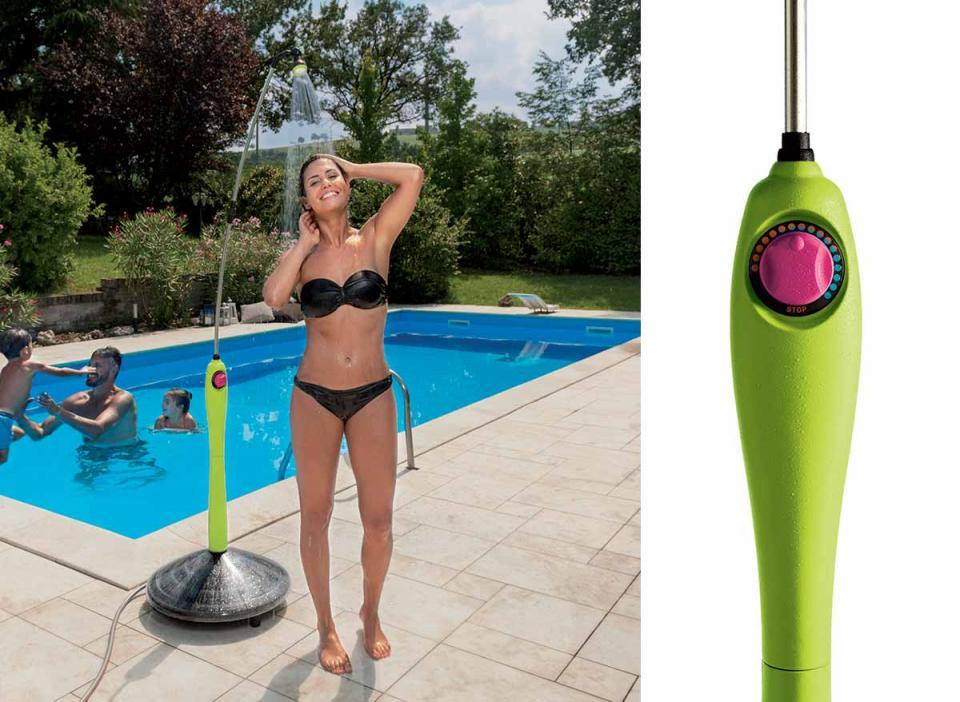 Cat gorie douche de jardin page 4 du guide et comparateur for Douche solaire piscine 40 litres