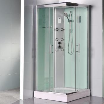 Recherche radio du guide et comparateur d 39 achat - Cabine de douche hydromassante avec radio ...