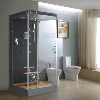 Cabine de douche luxueuse
