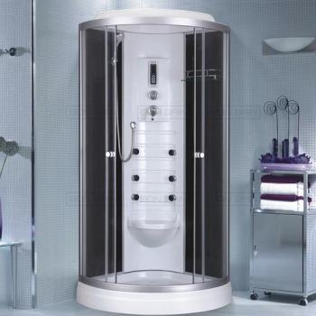 Cabine de douche hydromassant