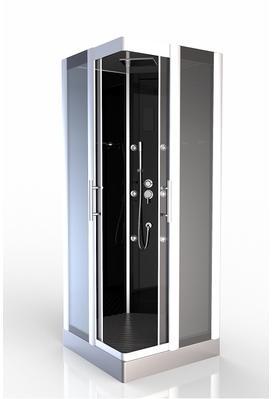 Cabine de douche carré Premium