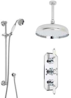 hudson lavabo r tro 580mm reed. Black Bedroom Furniture Sets. Home Design Ideas