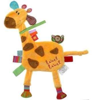 Doudou Peluche Friends - Girafe