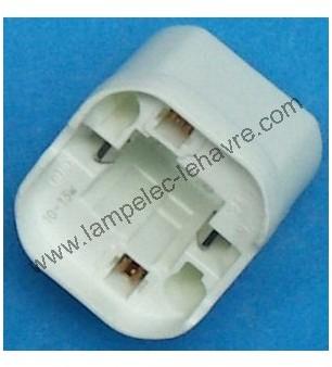 Douille G24d1 pour lampe LYNX