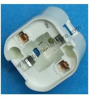 Douille G24d2 pour lampe LYNX