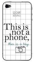 - Sticker Toy - iPhone 5 ou