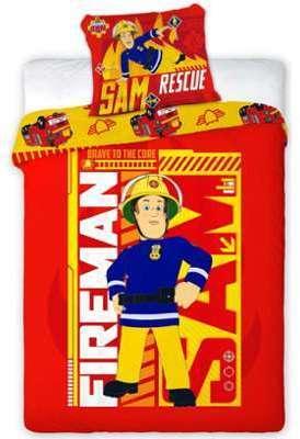 Fireman Sam Ensemble de housse