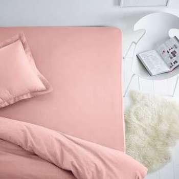 Drap-housse coton polyester