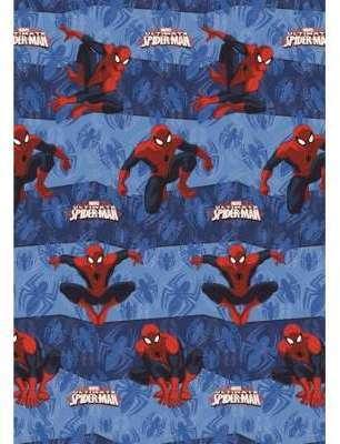 Drap de lit Spiderman 140x200