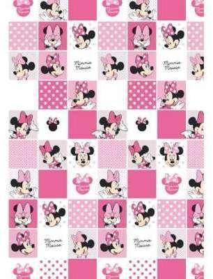 Drap de lit Minnie Mouse 140x200