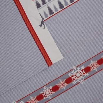 Drap plat Ecrins - 270 x 300
