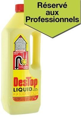 Déboucheur Destop liquide