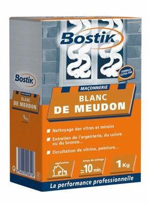Blanc de Meudon boite carton