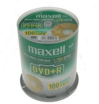 DVD R 4 7 Go 16x MAXELL cloche