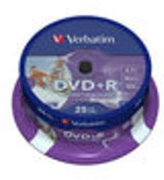 DVD R 4 7Go 16x Verbatim 43539