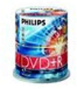DVD R 4 7Go 16x PHILIPS cloche