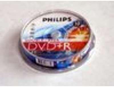 DVD R 8 5Go 8x double couche