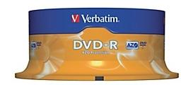 DVD-R enregistrable Verbatim