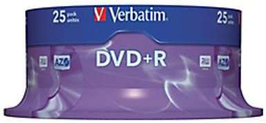 DVD R enregistrable Verbatim
