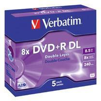 DVD R double couche Verbatim