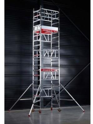 Echafaudage MiTower hauteur