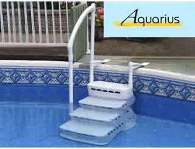 Escalier piscine AQUARIUS