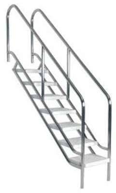 Escalier sécurité 500 mm 4